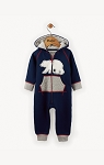 Hatley Quilted One Piece - Polar Bear
