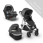 UPPAbaby Vista Travel System + $25 Gift Card