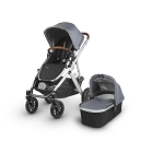 2018 UPPAbaby Vista - Gregory (Boutique Exclusive!)