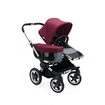 Bugaboo Donkey2 Mono Complete - Ruby Red