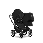 Bugaboo Donkey2 Duo Complete - Black