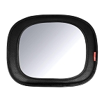 Style Driven Backseat Mirror