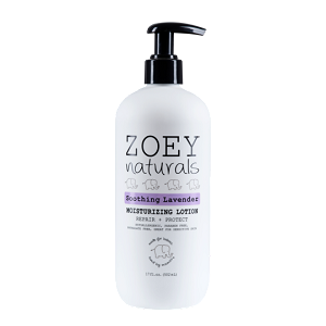 Zoey Naturals Soothing Lavender Lotion