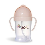 Zoli Bot Sippy Cup - Blush