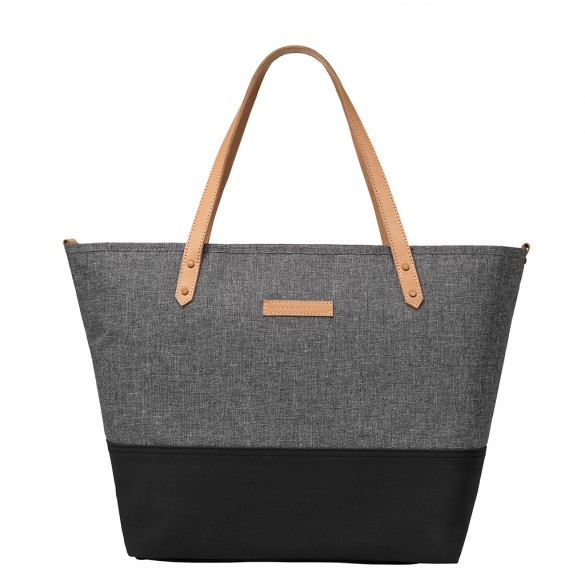 Downtown Tote - Graphite