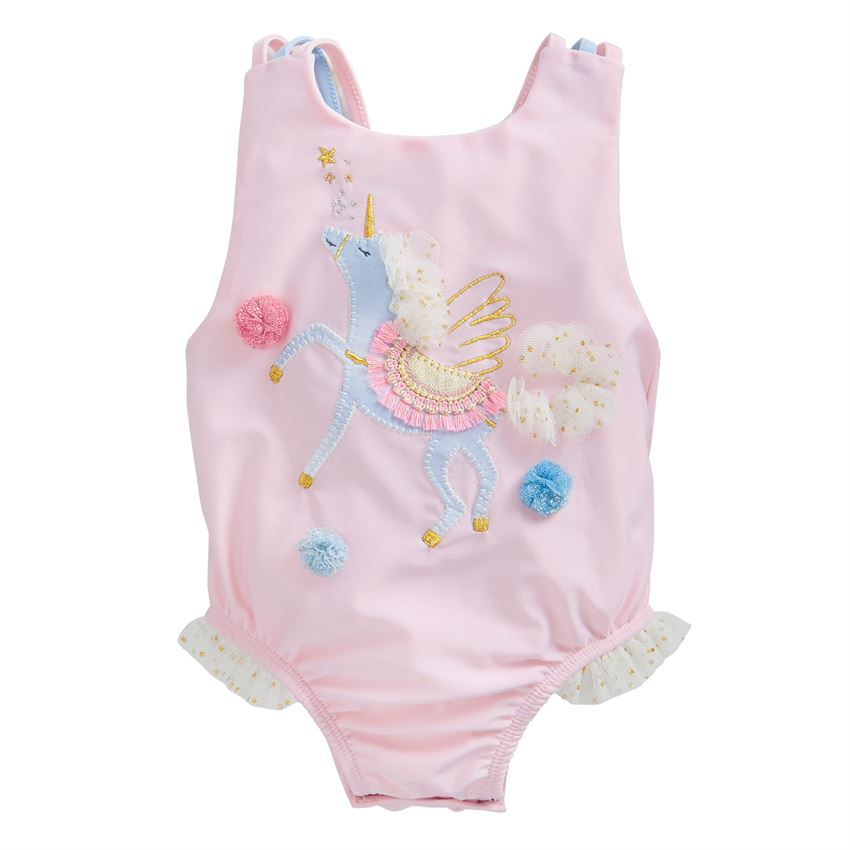 Pink Unicorn Swimsuit