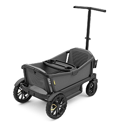 Combine A Premium Stroller And A Rugged Wagon With Veer
