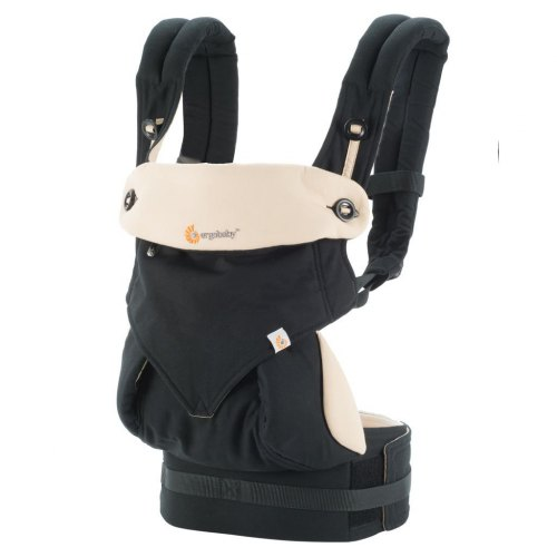 Ergo 360 Baby Carrier - Black