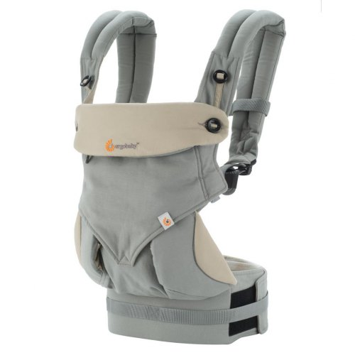 Ergo 360 Baby Carrier - Grey