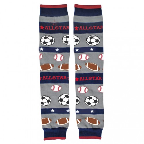 Huggalugs Legwarmers All Star