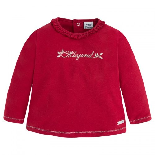 Mayoral Basic Tee - Red