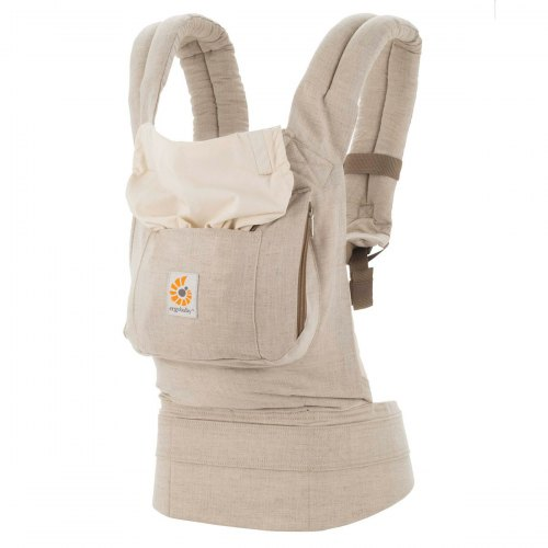 Ergo Baby Carrier In New Linen The Original Ergonomic