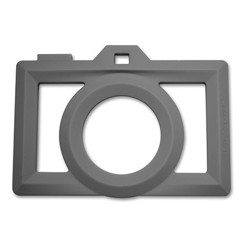 Little Standout Teether - Gray Camera