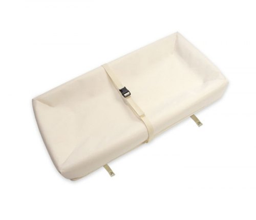 No-Compromise Organic Cotton Changing Pad - 4 Sided