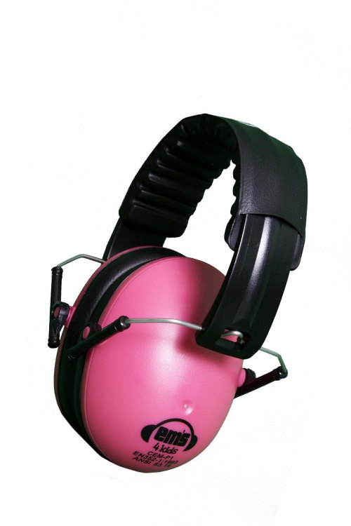 Kids Earmuffs - Pink