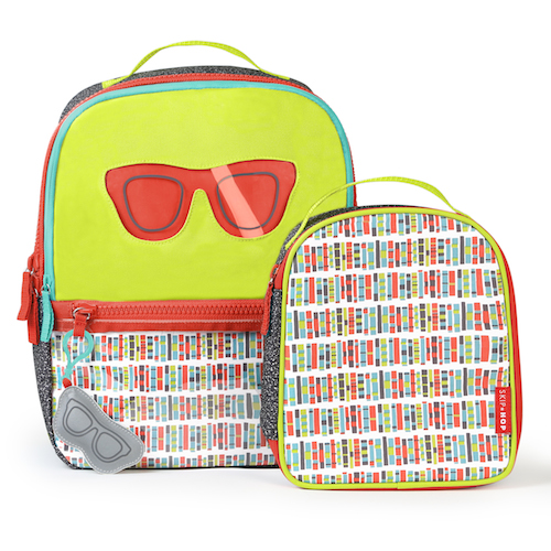 Kindergarten Backpack & Lunchie - Specs