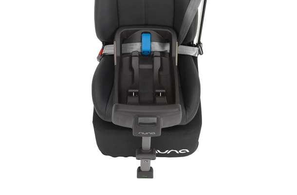Nuna Pipa Infant Car Seat In Indigo Navy Blue