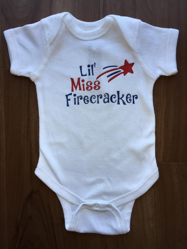 Lil Miss Firecracker