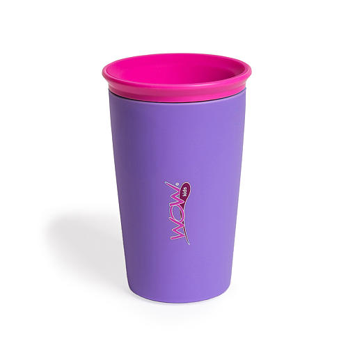 Wow Cup for Kids - Purple