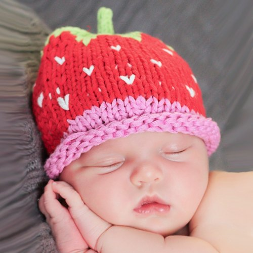Huggalugs Very Berry Hat