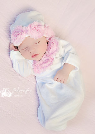 c06c302ad94b8 take me home outfit in white with pink rosettes are perfect from ...