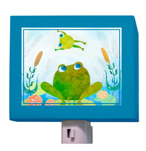 Froggy Leap Night Light