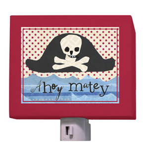 Pirate Hat Night Light