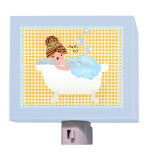 Wash Up Night Light