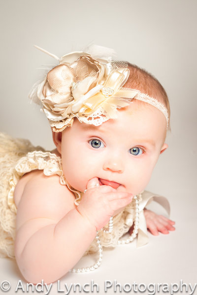 Boutique Cream Headband