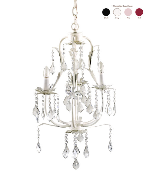 Boutique 3 light Chandelier