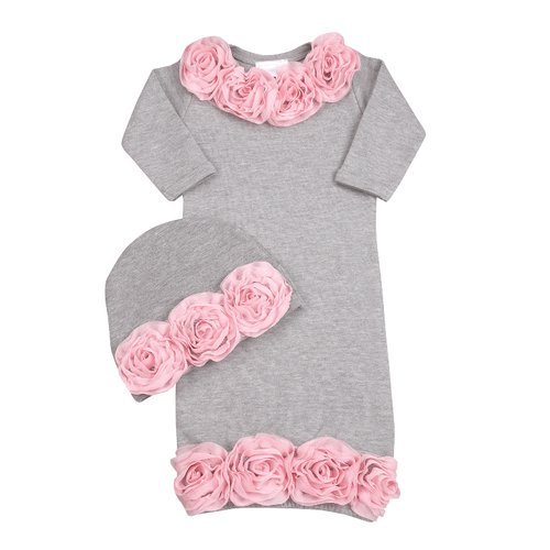 Grey Garden Rose Take Home Outfit