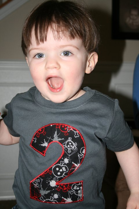 fee79e84ff6 Rockstar Boy Birthday T-Shirt