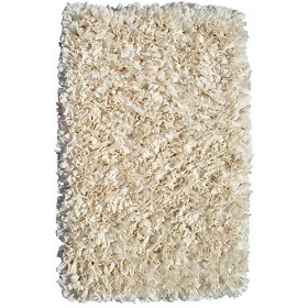 Shaggy Raggy Rug - Cream