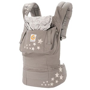 Ergo Baby Carrier - Galaxy Grey