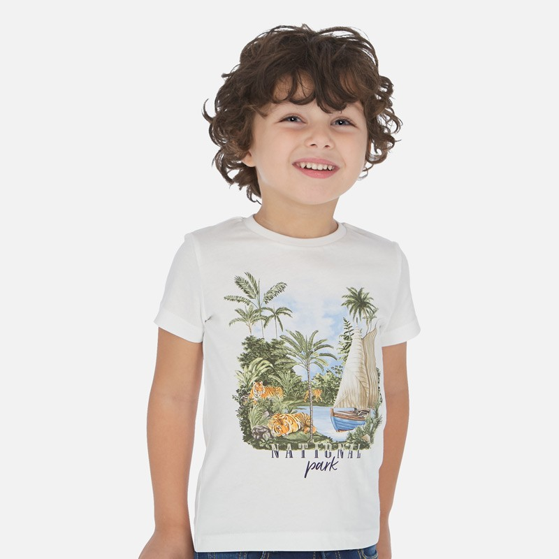 Palm Short Sleeve T-Shirt