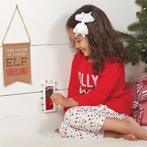 Mud Pie Elf Door Gift Set