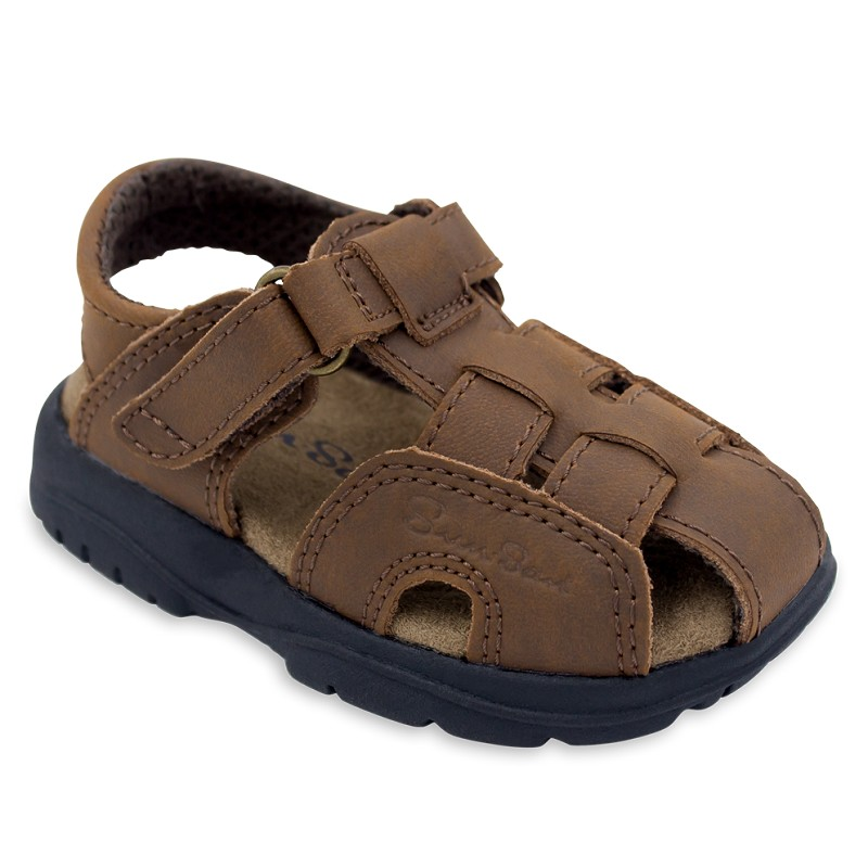 Salt Water Sandals Shark II - Brown