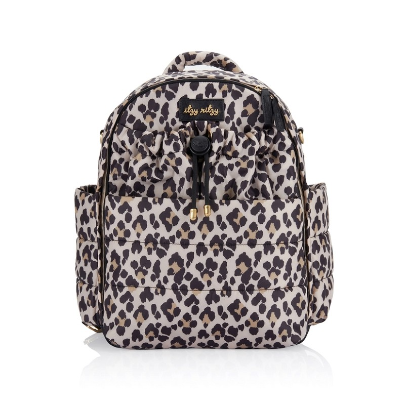 Dream Backpack Diaper Bag - Leopard