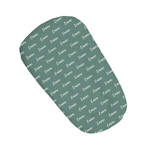 Personalized Quick Change Cover for DockATot - Eucalyptus