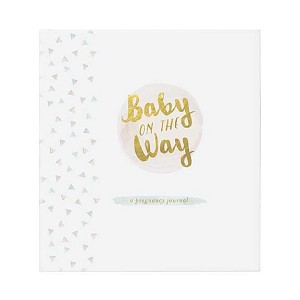Baby On The Way Pregnancy Journal