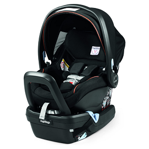 Agio Primo Viaggio 4-35 Nido Infant Car Seat - Black