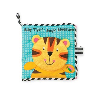 Baby Tiger's Jungle Adventure Book