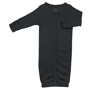 Modern Solid Gown - Pirate