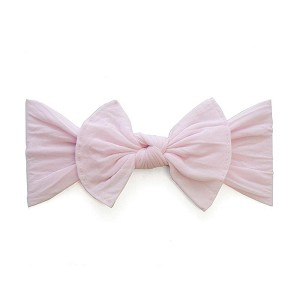 Bow Knot Headband - Pink