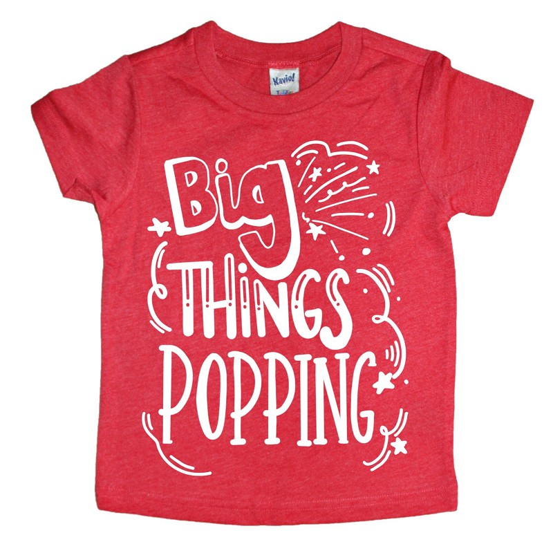 Big Things Popping Tee