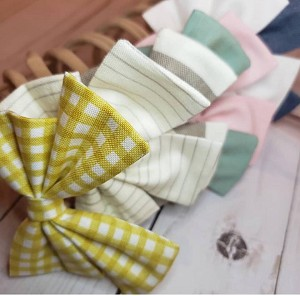 Mini Hair Bow - Multiple Color Options