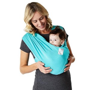 Baby K Tan Breeze In Teal Shop Wrap Carriers That Are