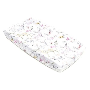 Oilo Changing Pad Cover - Fawn