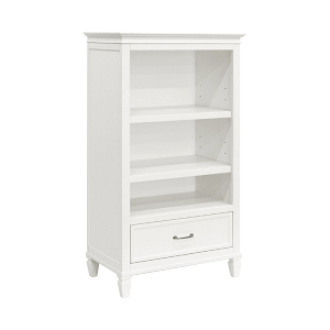 MDB Darlington Bookcase - Warm White