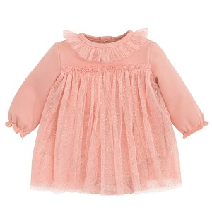 Elegant Baby Sparkle Tulle Dress